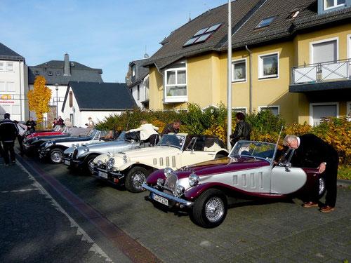 Parkplatz am Ulmener Maar