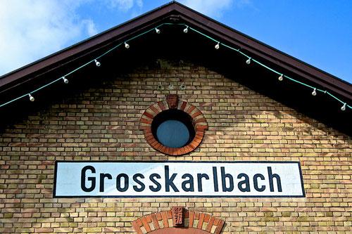 Bahnhof Grosskarlbach