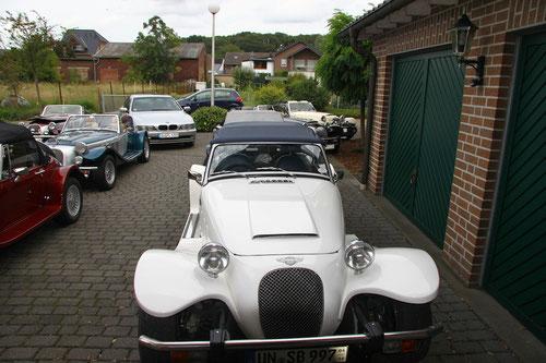 Panther Parking
