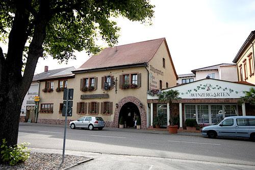 """Unsere """"BLEIBE"""" Hotel Winzergarten!"""