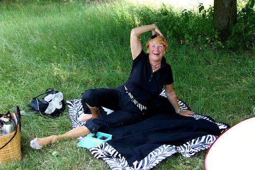 Heidi Klum kennen wir nicht!.....dafür haben wir unsere Marion!