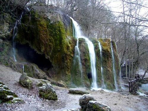 Wasserfall an der Ahr!........beim nächsten Mal!