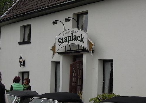 "Landgasthof "" STAPLACK """