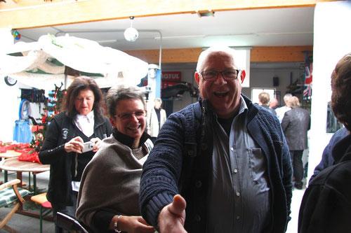 Ruda und Jef aus Heemskerk/NL..........endlich jemand aus meiner Gewichtsklasse! Gemeint ist Jef und nicht Ruda!