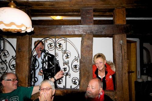 """Ulrike & Michael beobachten """"Pantherfreunde"""" hinter Gittern!"""