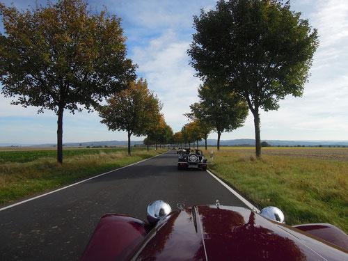 Kleine Spritztour durchs Münstermaifeld in Richtung Mosel