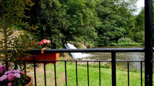 Wasserfall an der Mühle!