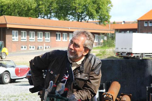 war das eine schöne Zeit....früher!!!!!! Wohin Bernd schaut,folgt im nächstem Bild!