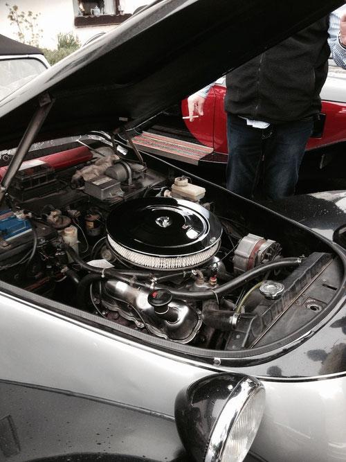 Luftfilter wie bei einem V8!
