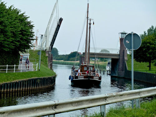 """Wunderschönes Motiv direkt an der Fischbude! Lale Andersen lässt grüssen!""""Ein Schiff wird kommen!"""""""