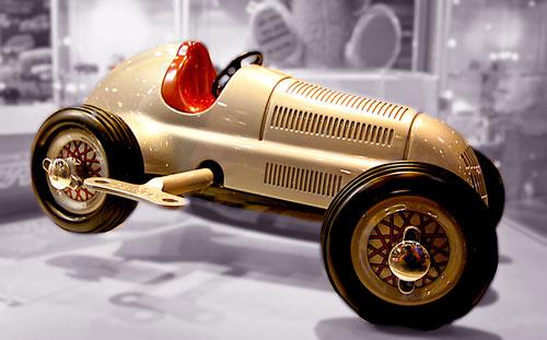 Auch in Deutschland wurden tolle Roadster gebaut! Für mich der schönste auf der diesjährigen Messe??!