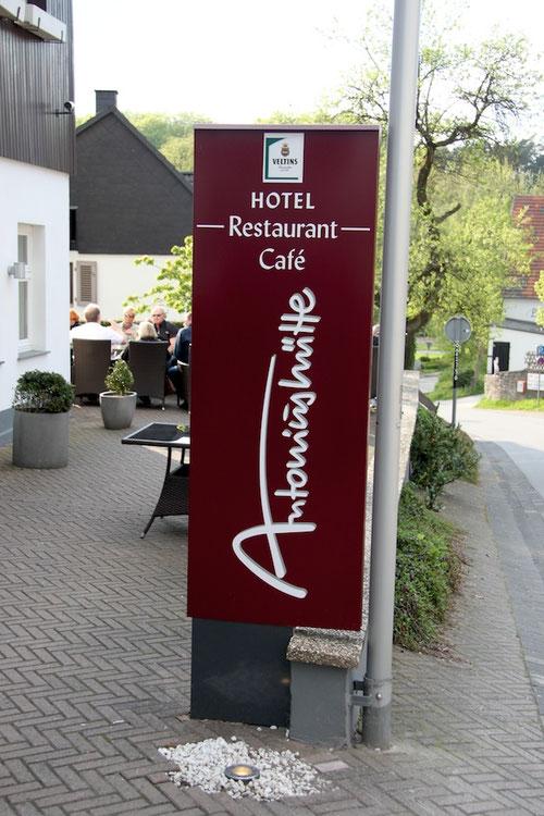 """Antoniushütte.... unsere """"Bleibe"""" für ´s Wochenende!"""