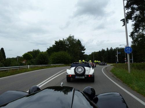 Unerwartete Polizeikontrolle in NL! Oder hat uns jemand verraten???!Zu schnell...kann nicht!!!Diesmal wirklich nicht!!!!!