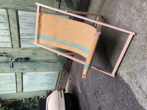 Liegestuhl klappstuhl kletterseil newseedd