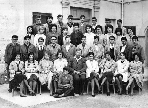 1ère  1961-1962