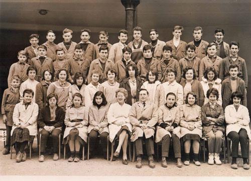 3ème. classique et moderne 1962-1963
