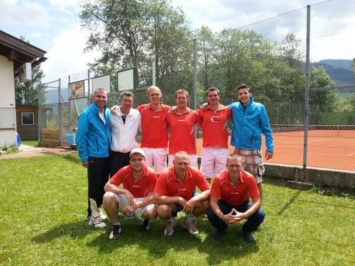 Herren Mannschaft 2014