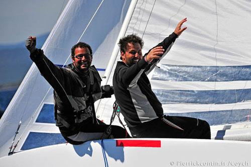 Görög öröm (Fotó: Pierrick Contin)