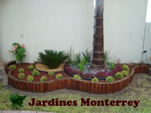 Jardines monterrey