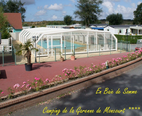 camping piscine couverte picardie