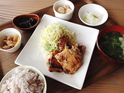 チキンの味噌マヨ焼き