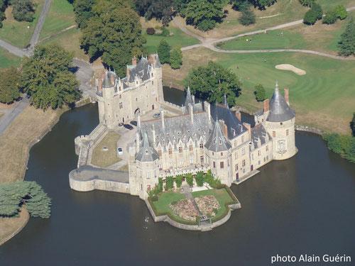 Château et golf de la Bretesche