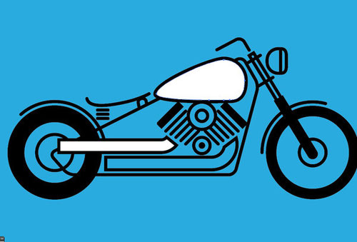 Стильная пиктограмма в Adobe Illustrator