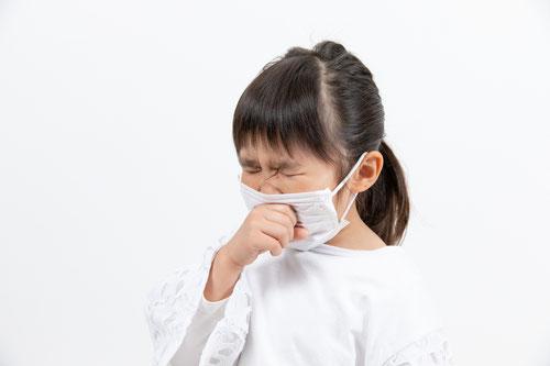 エアコンのカビでアレルギー反応。