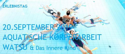 Netzwerk für Aquatische Körperarbeit ©Christian Wyrwa