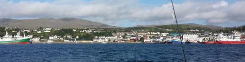 Hafen Stadt Killybeg