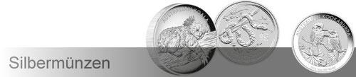 Silbermünzen
