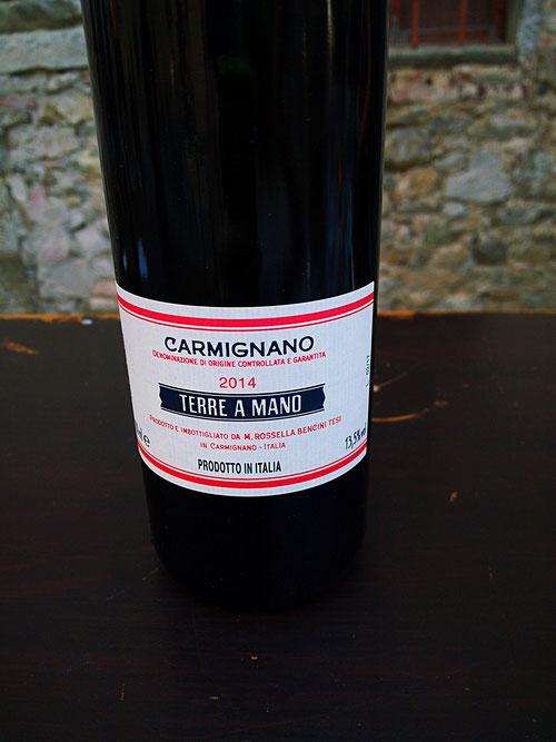 Bacchereto Carmignano. Etesiaca itinerari di vino. BLOG