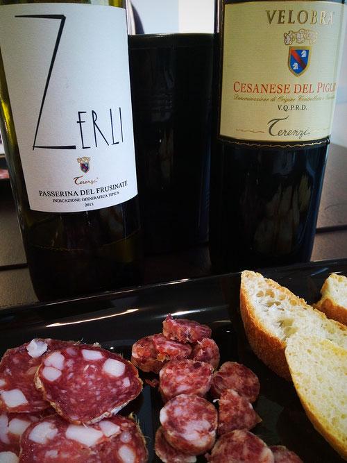 Lazio. Cesanese del Piglio DOGC. Etesiaca Itinerari di vino blog