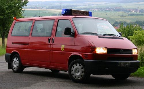 ELW  VW T4, 85 KW, Bj 1996
