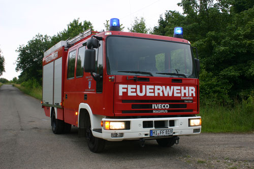 LF 8  Magirus Eurofire, 110 KW, Bj 2001