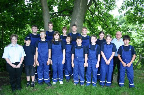 Jugendfeuerwehr 2007