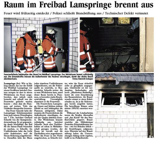 Alfelder Zeitung vom 11.10.2012
