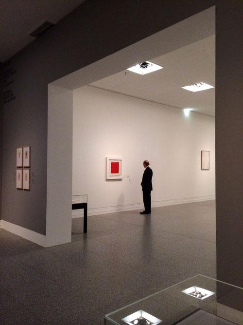 Kasimir Malewitsch in der Bundeskunsthalle in Bonn 5/2014