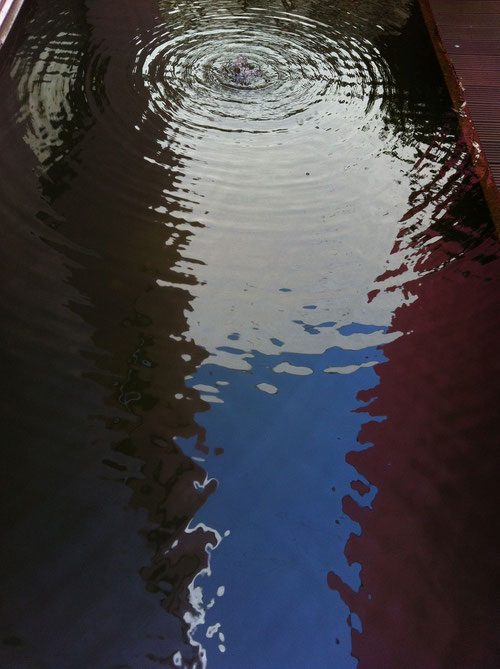 J.v.Troschke, Wasserkunst im Ackselhaus in Berlin, 2013