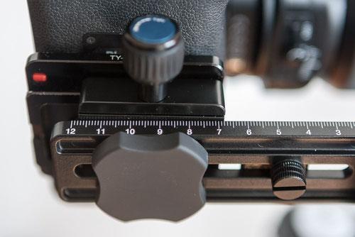ArcaSwiss kompatible Schnellwechsel-Basis MP-20 mit Adapterplatte TY-60 von Sirui
