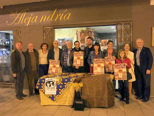Colaboración en el calendario solidario de safane