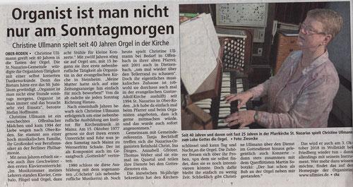 aus der Offenbach-Post vom 09.11.2017