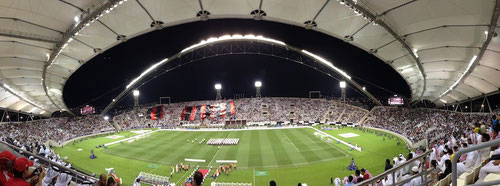 Al-Sadd vs. Al-Rayyan - 41. Emir Cup final 2013