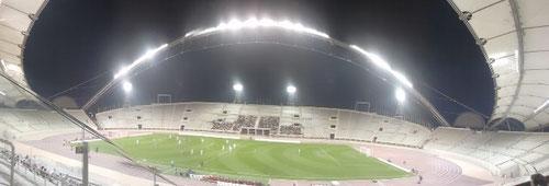 FCB vs. Lekhwiya stadium