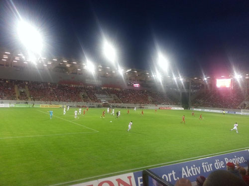 DFB Bundesliga pre-season Kicker Offenbach vs. Bayer 04 Leverkusen