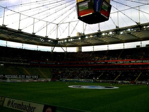 Eintracht Frankfurt vs. Bayer 04 Leverkusen
