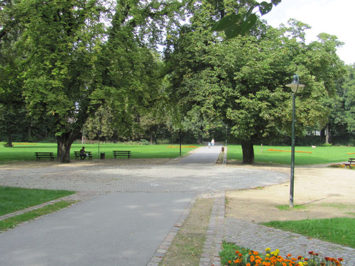 Stadtpark Bernau /click on image for larger / bei Anklicken aufs Foto vergrößerbar