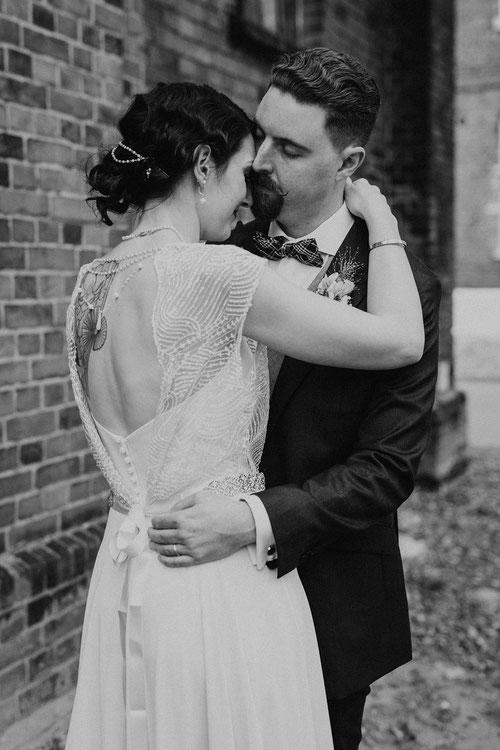 Hochzeit im 20er Jahre Stil von Alina Atzler Fotografie
