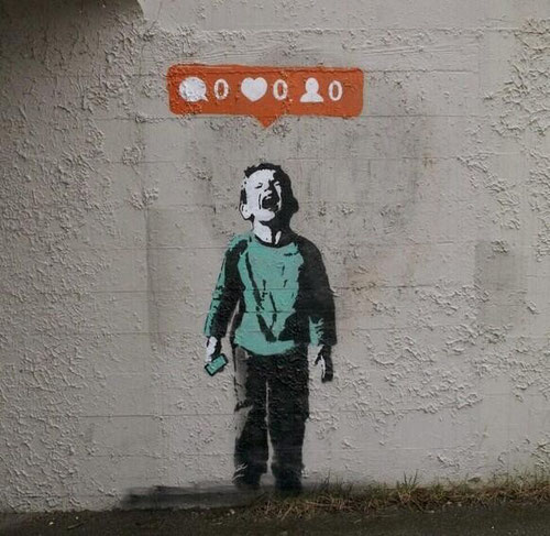 banksy community manager