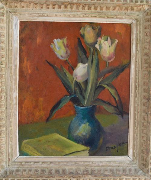Tulipes - Paule Danjou